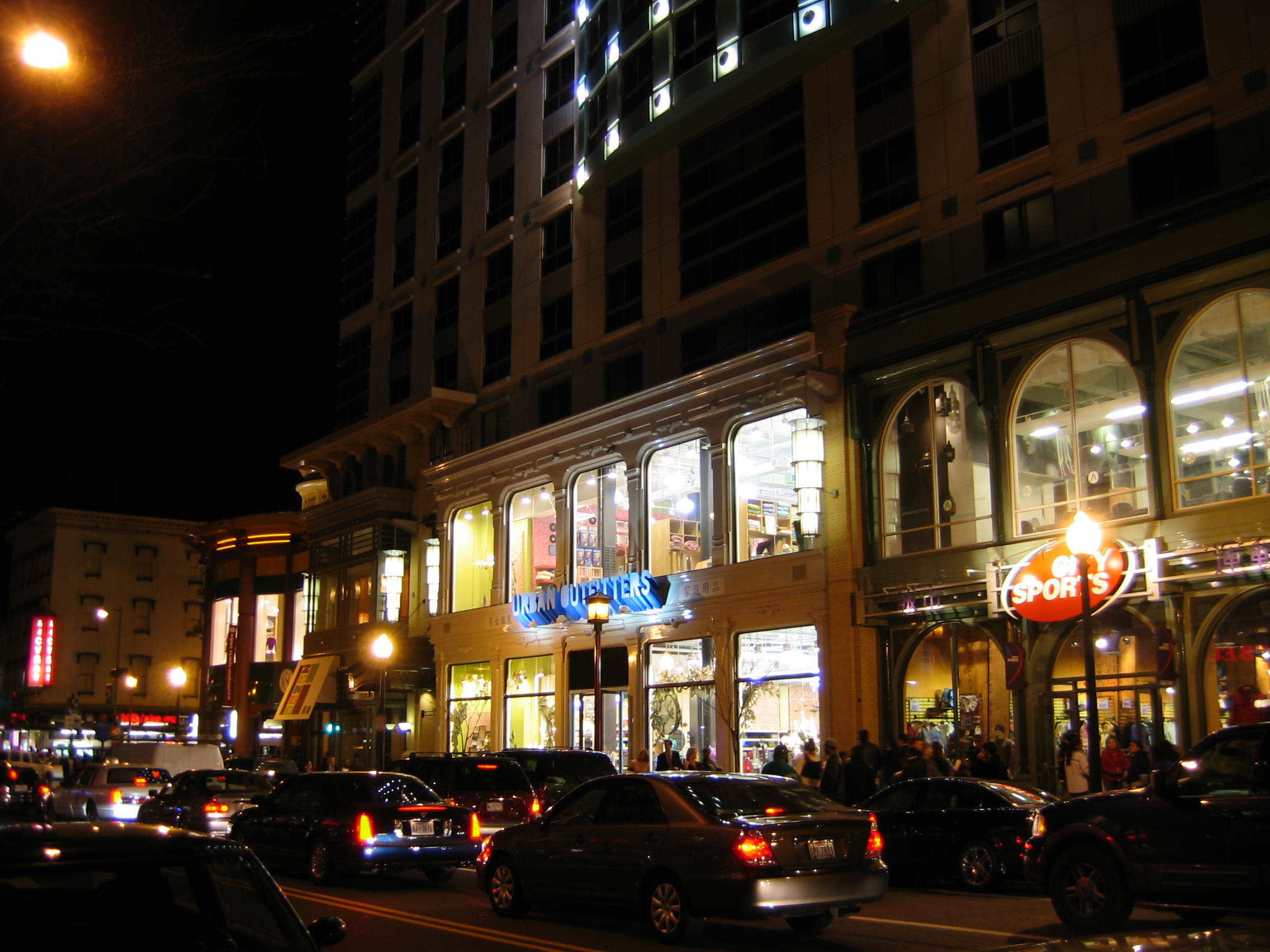 Restaurants Downtown Dc 7th Street