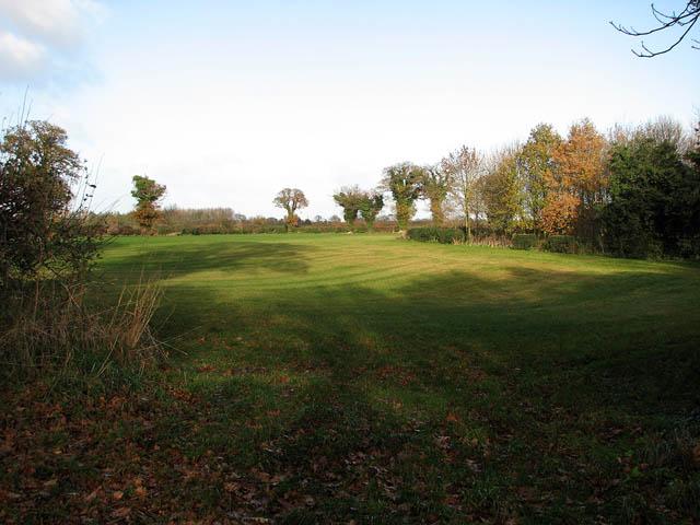 File:Field adjoining Belaugh Green Lane - geograph.org.uk ...