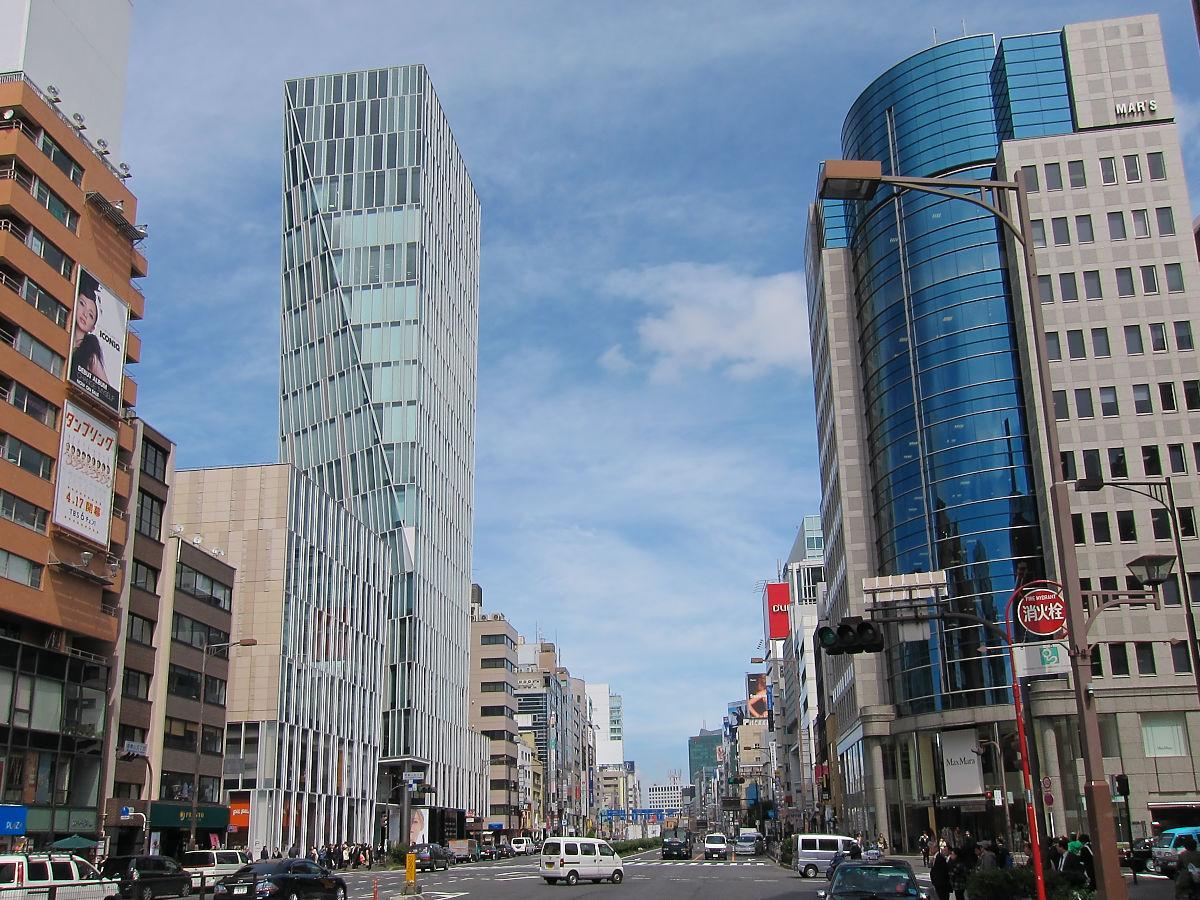 Aoyama Tokyo Wikipedia