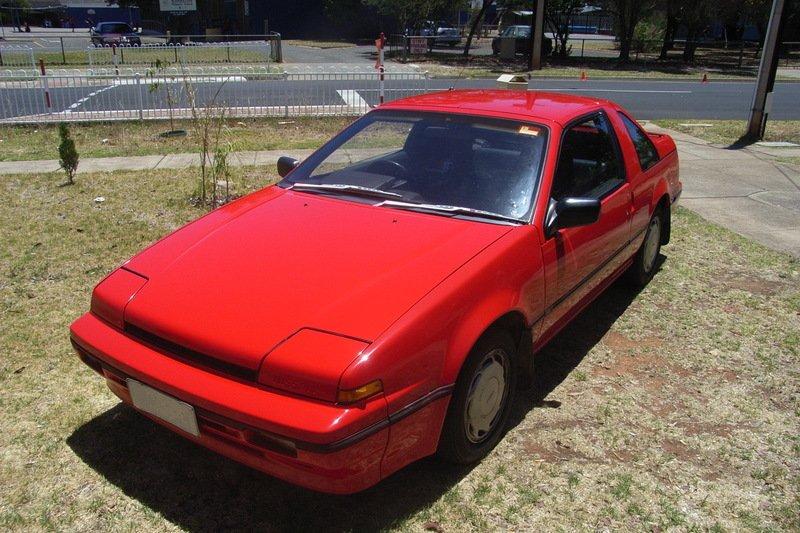 88 Pulsar Nissan