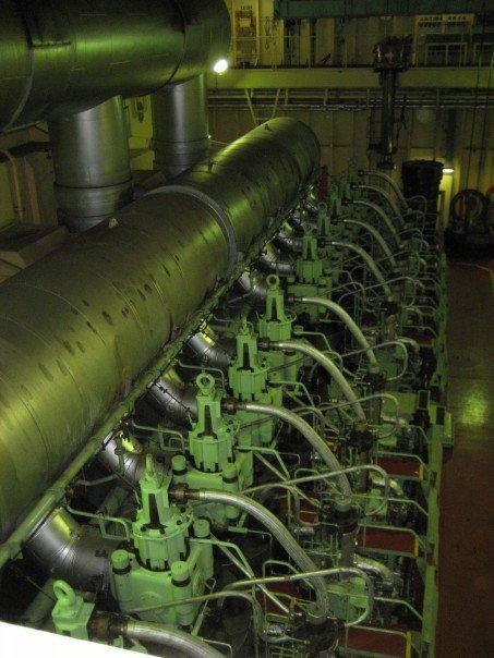 Motor De Dez Cilindros Em Linha Wikip 233 Dia A