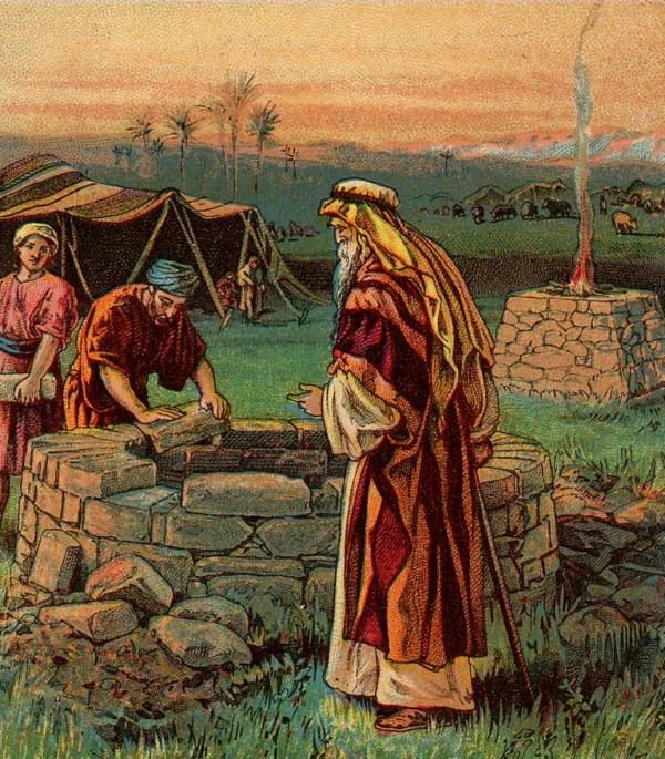 abraham and isaac # 51