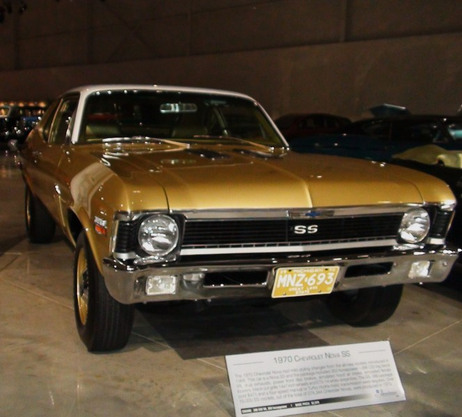 1968 chevrolet cars » File GM Heritage Center   007   Cars   Nova SS jpg   Wikimedia Commons File GM Heritage Center   007   Cars   Nova SS jpg