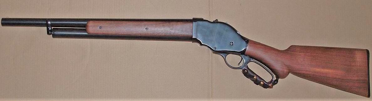 12 Gauge Ithaca Shotgun Model 87