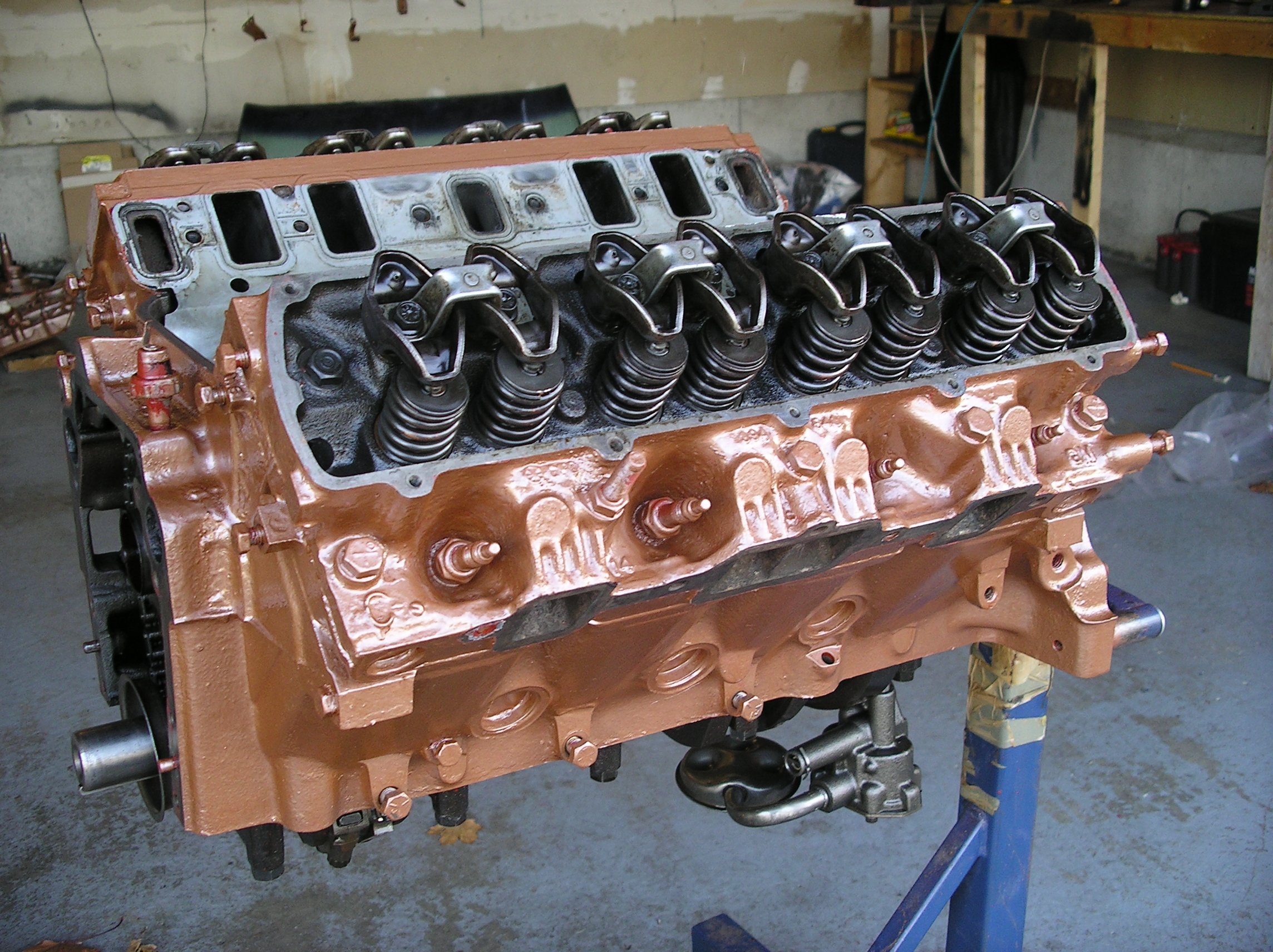 330 Olds V8 Engine Diagram Oldsmobile