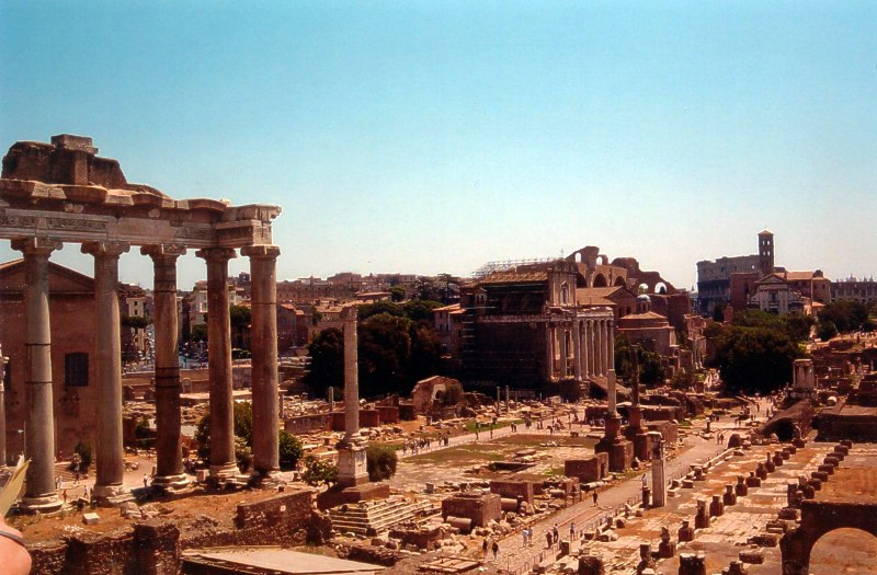 List of monuments of the Roman Forum - Wikipedia