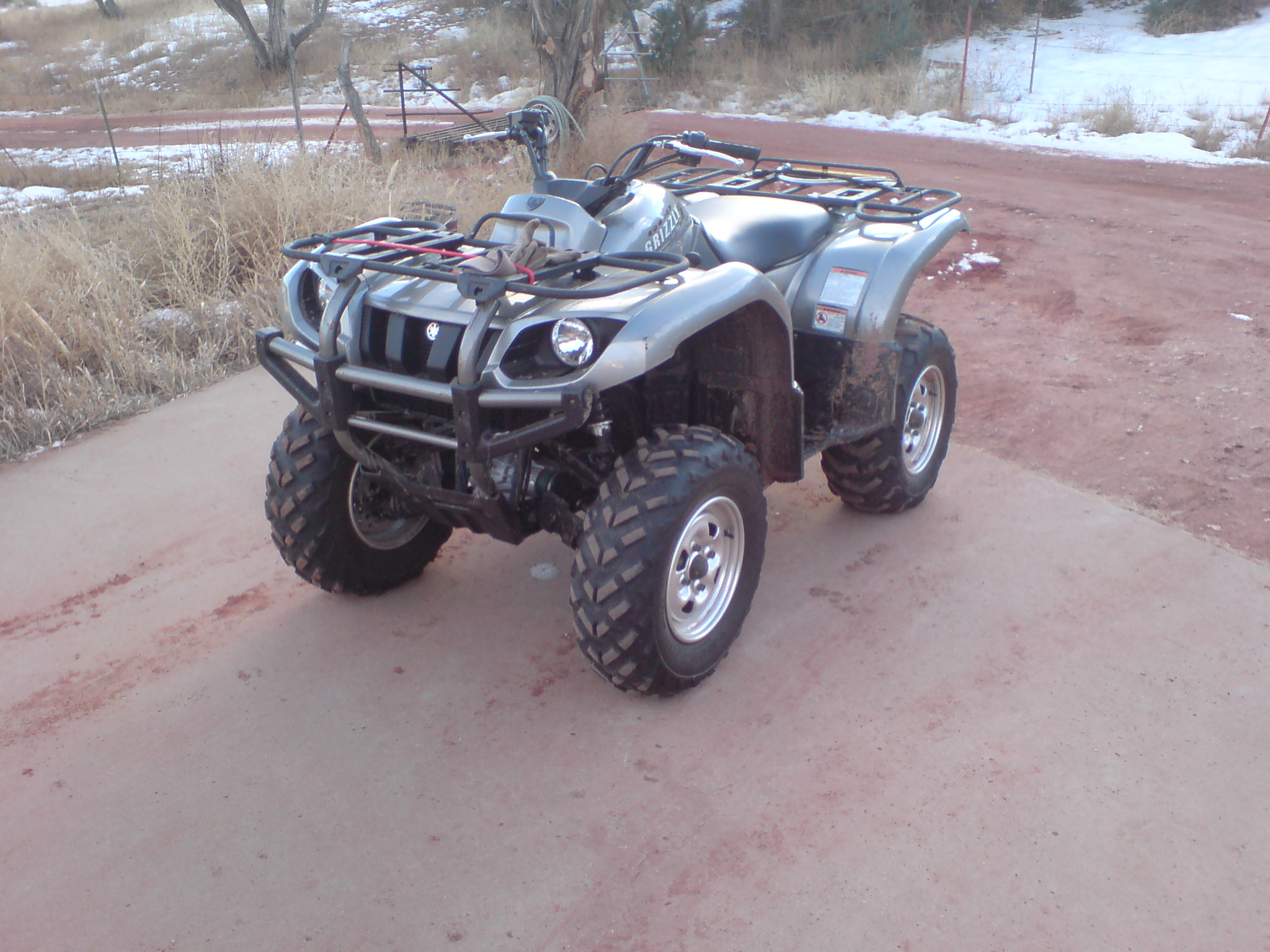 Yamaha Grizzly 600 Wiring 1998 Ultramatic Diagram