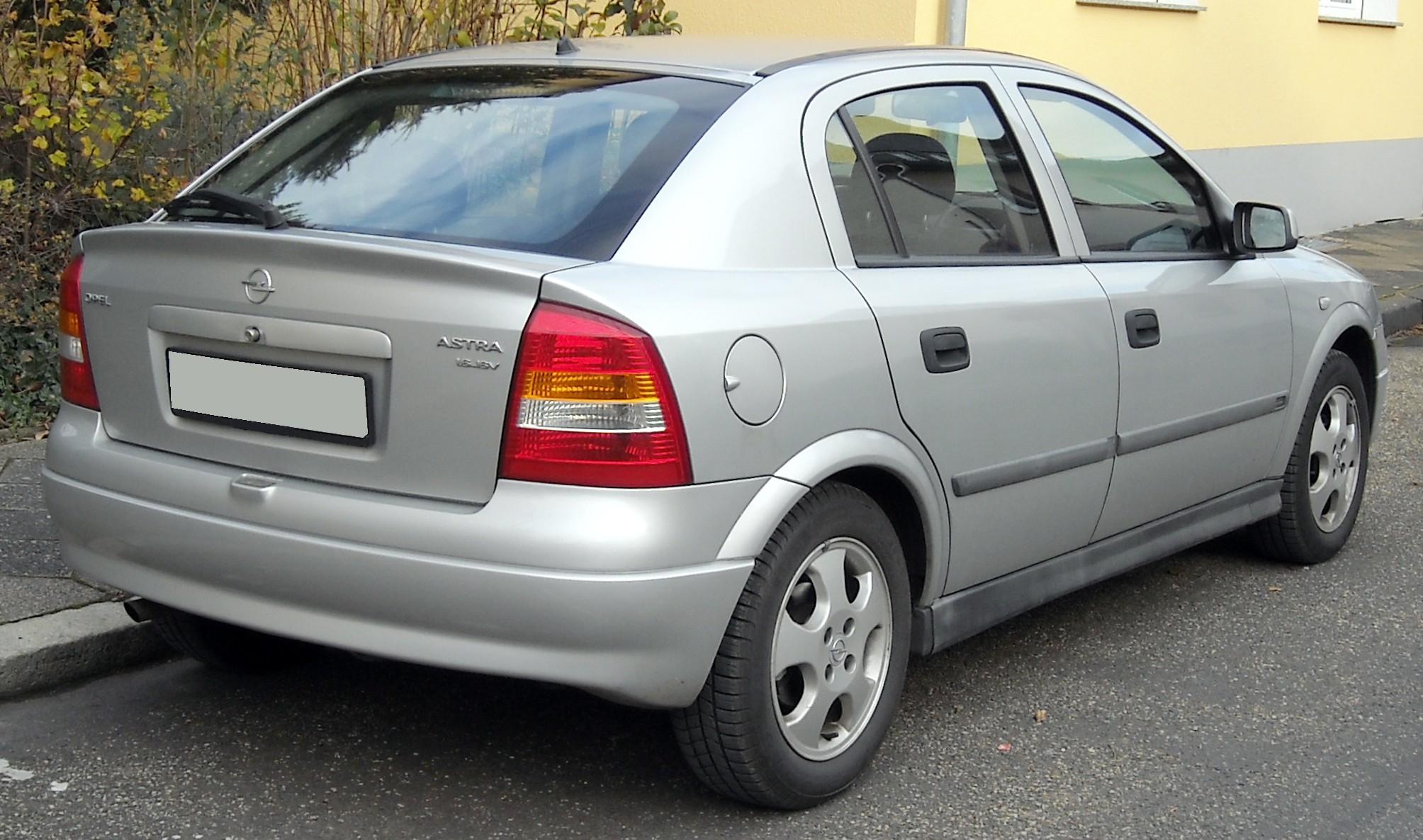 File:Opel Astra G rear 20081128.jpg - Wikipedia