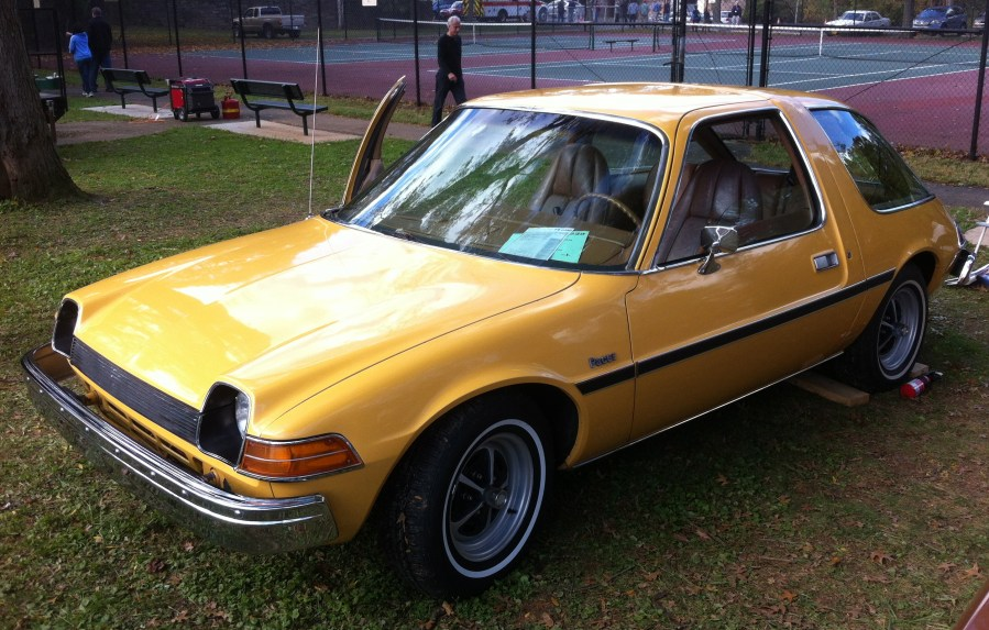 1963 rambler cars » AMC Pacer   Wikipedia AMC Pacer