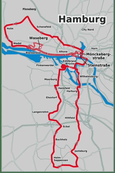Cyclassics Hamburg – Wikipedia