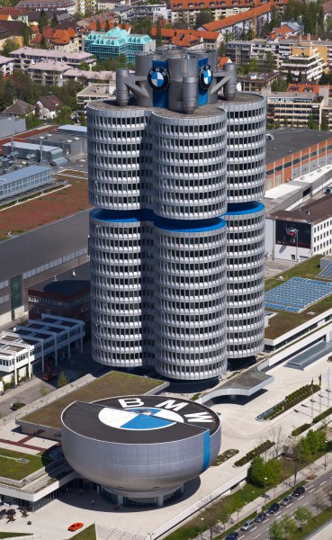 1959 bmw cars » History of BMW   Wikipedia BMW towers and museum  Munich  Germany
