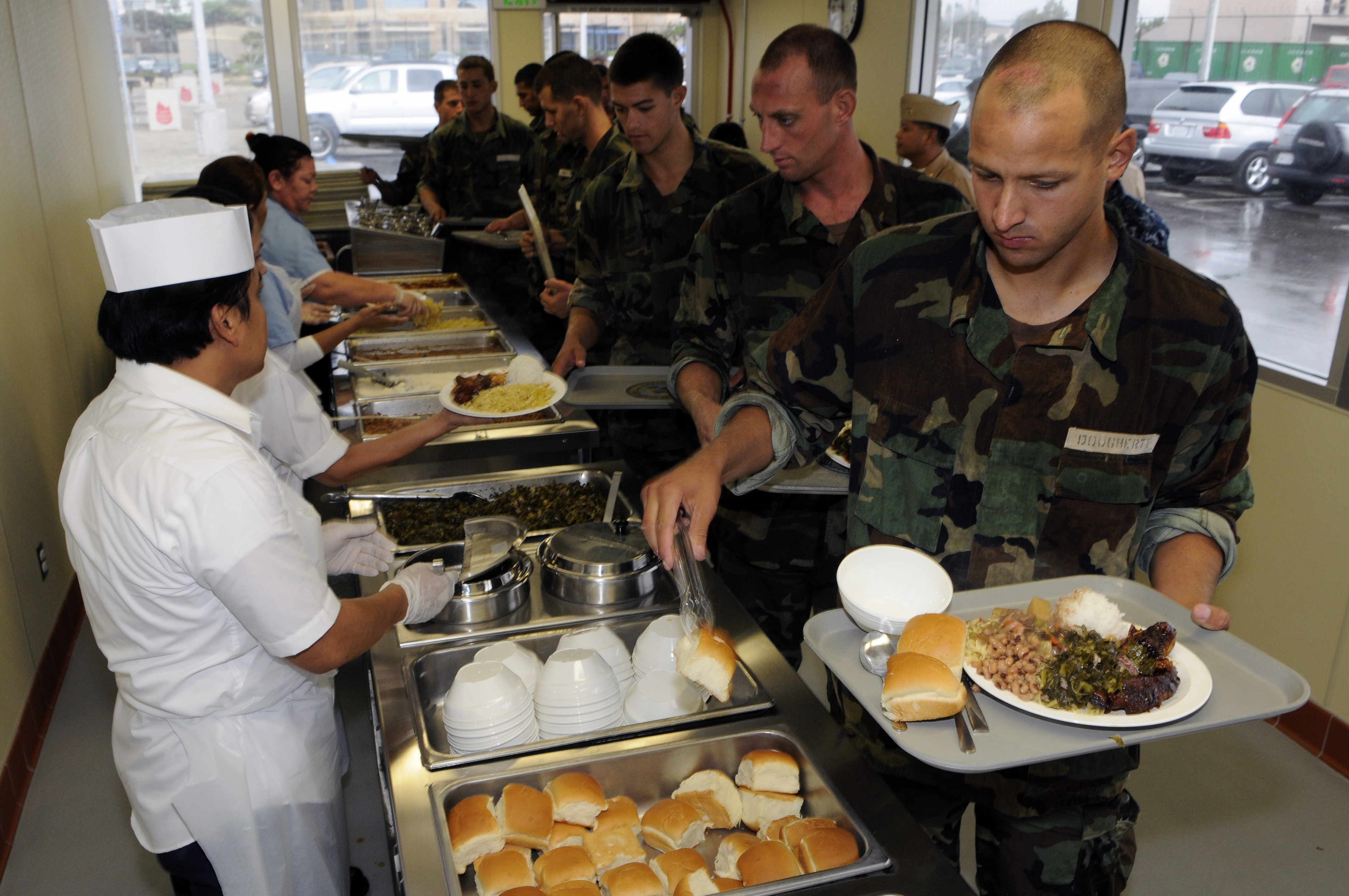 Basic Training Navy Seal