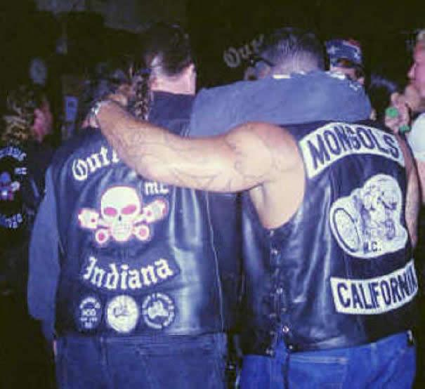 Mc Club Outlaws