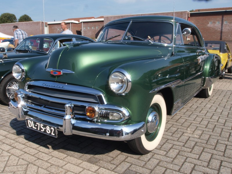 1953 chevrolet cars » Chevrolet Bel Air     Wikip    dia 1951 Chevrolet Power clide photo 1 JPG