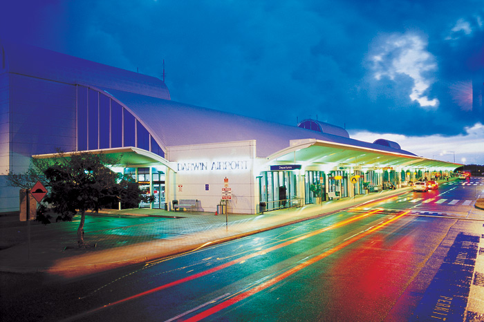 Darwin International Airport Wikipedia