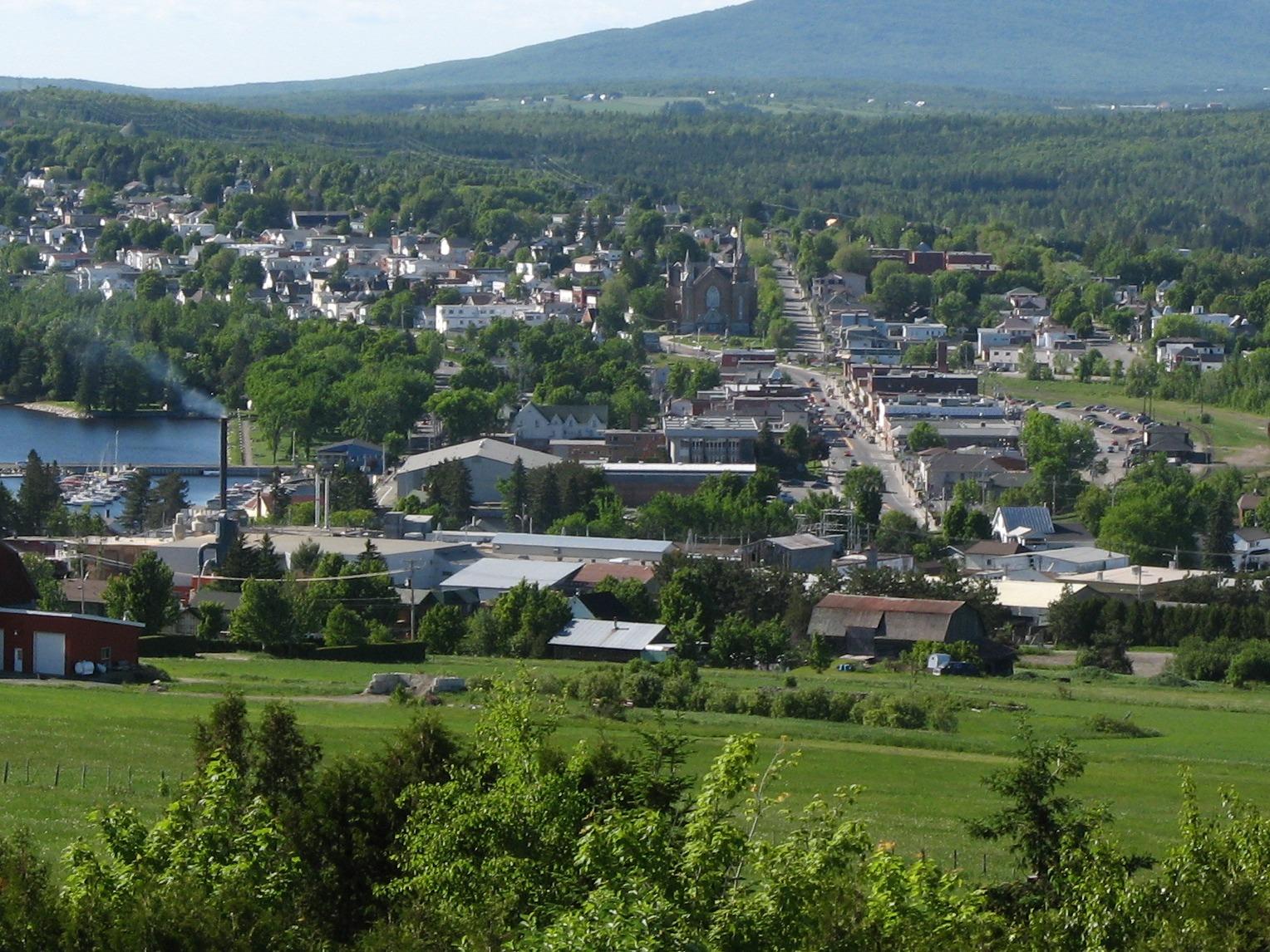 Lac-Mégantic, Quebec - Wikipedia