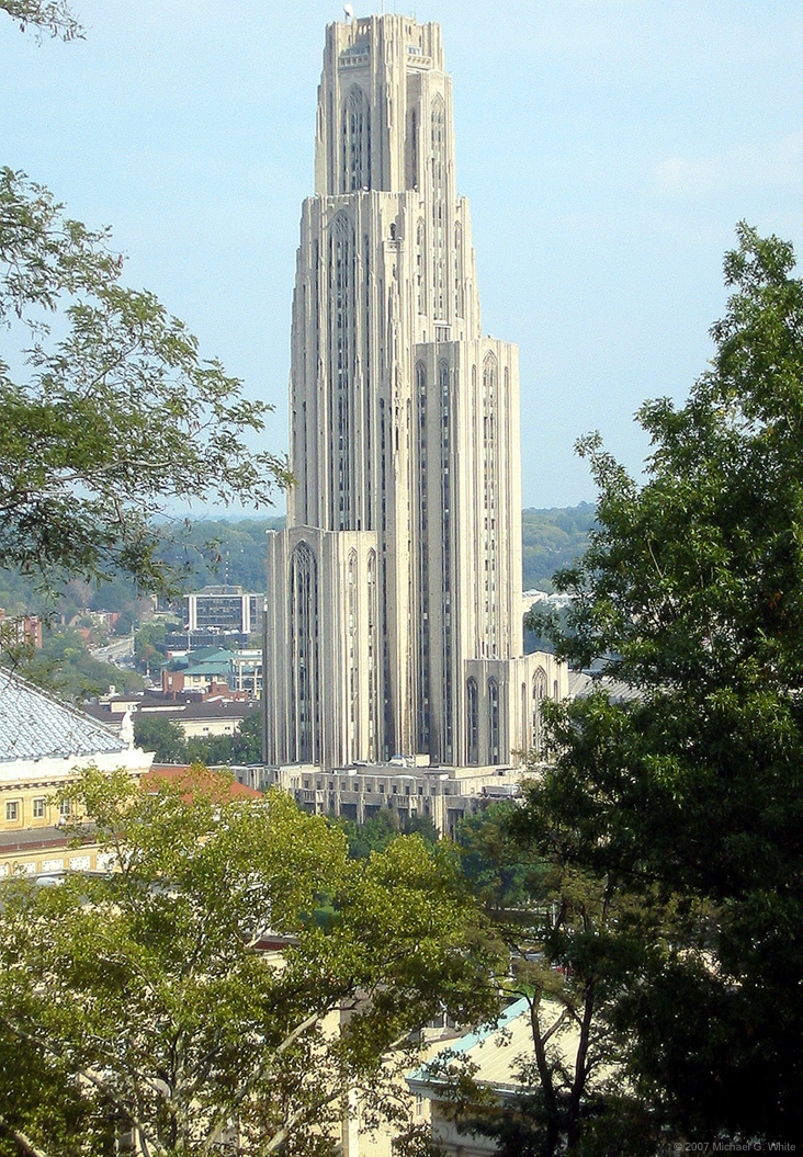 Upper Campus Residence Halls University Of Pittsburgh Wikipedia