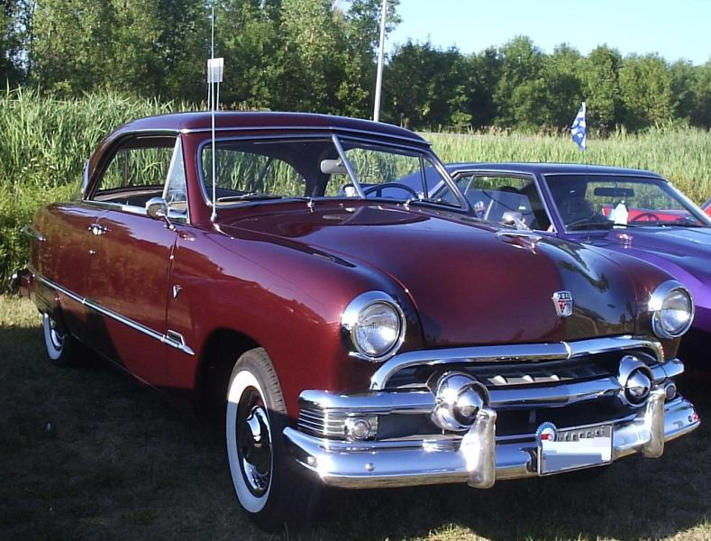 1953 chevrolet cars » 1949 Ford   Wikipedia 1951 Ford Victoria