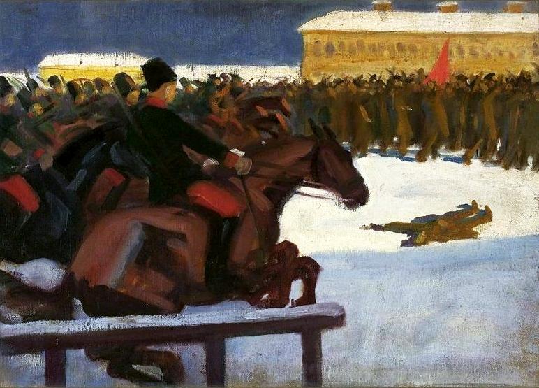 Revolution In The Kingdom Of Poland 1905 07 Wikipedia