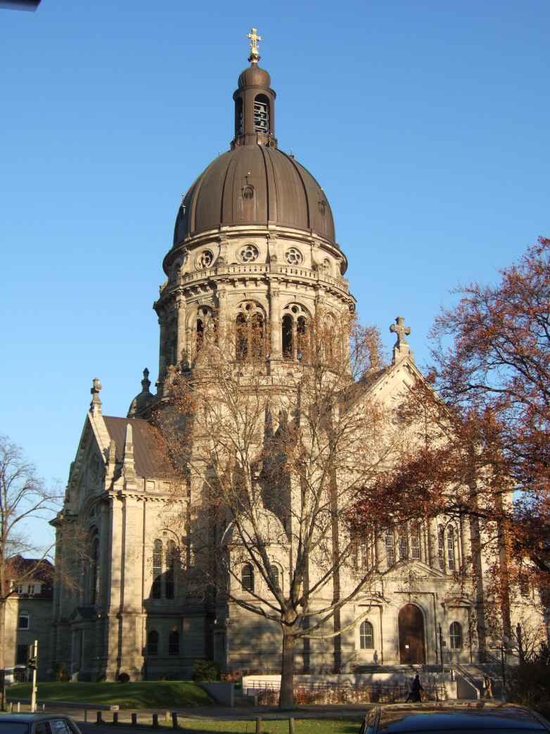 Christuskirche Mainz Wikipedia