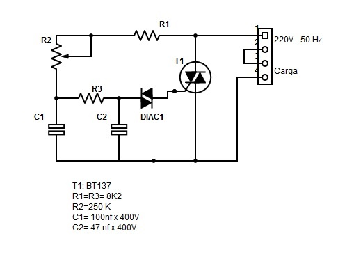 Wiring For A Dimmer Switch