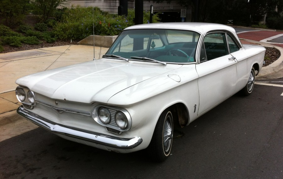 1963 pontiac cars » List of automobiles considered the worst   Wikipedia Chevrolet Corvair  1960   64  edit