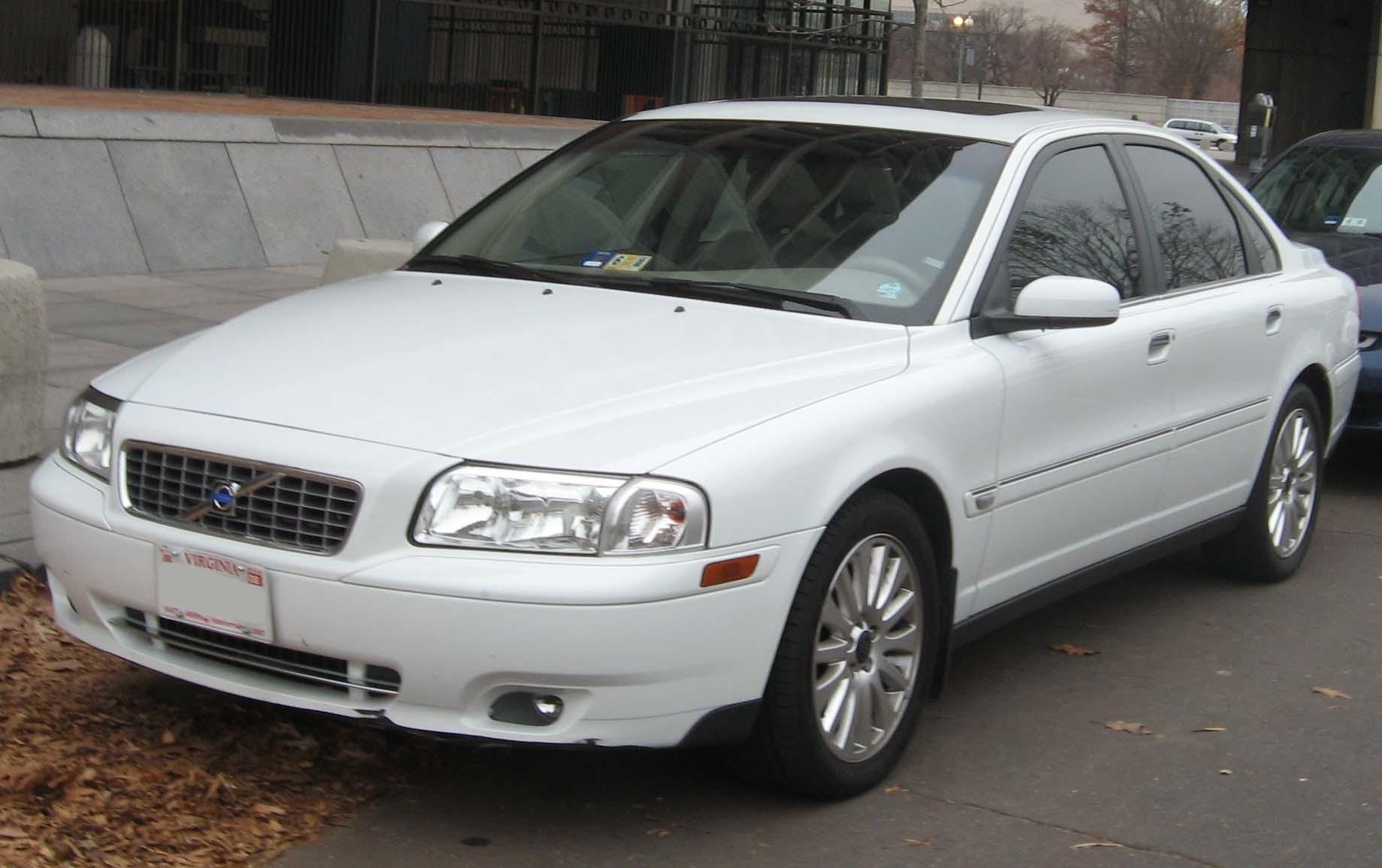 2002 Volvo S40 19 Turbo