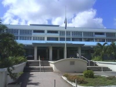 Queen Elizabeth Hospital, Bridgetown - Wikipedia