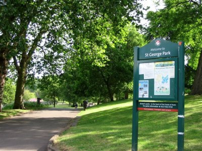 St George's Park, Bristol - Wikipedia