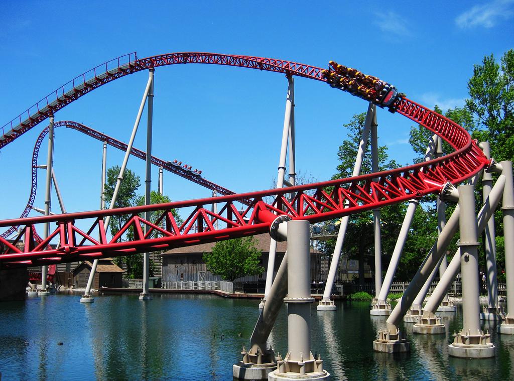 Gatekeeper Roller Coaster