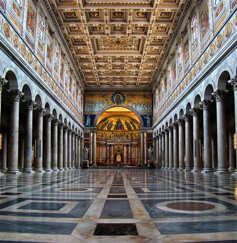 St Walls Paul Outside Inside