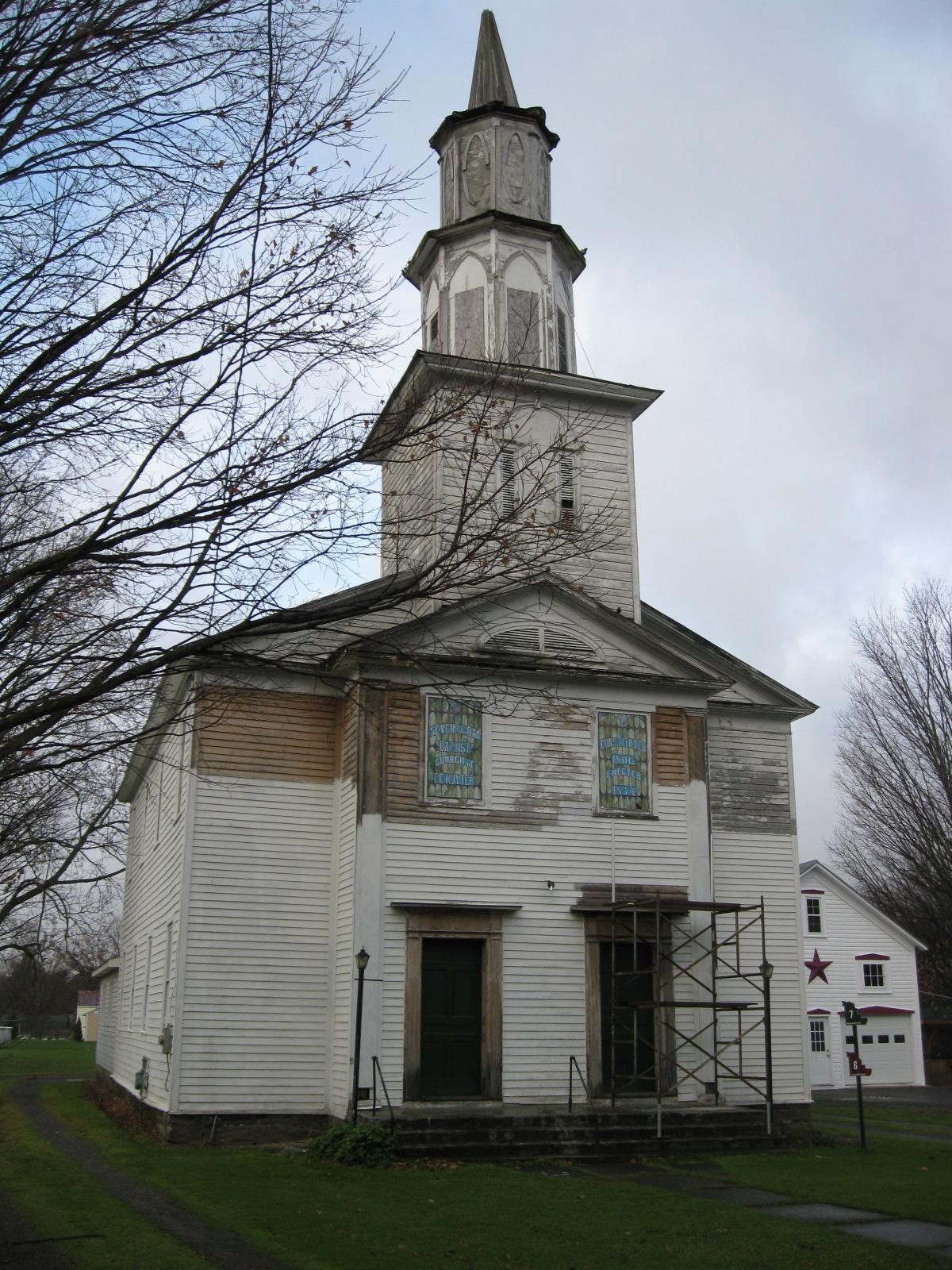 Seventh Day Baptist Church Deruyter New York Wikipedia