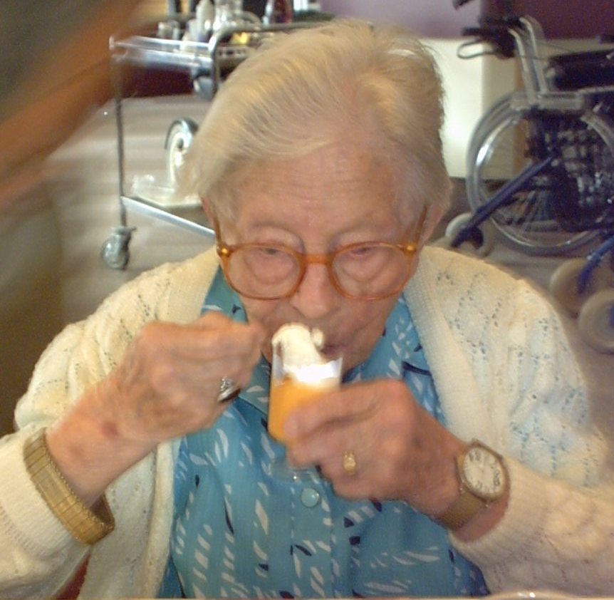 Oldest Living Person Record