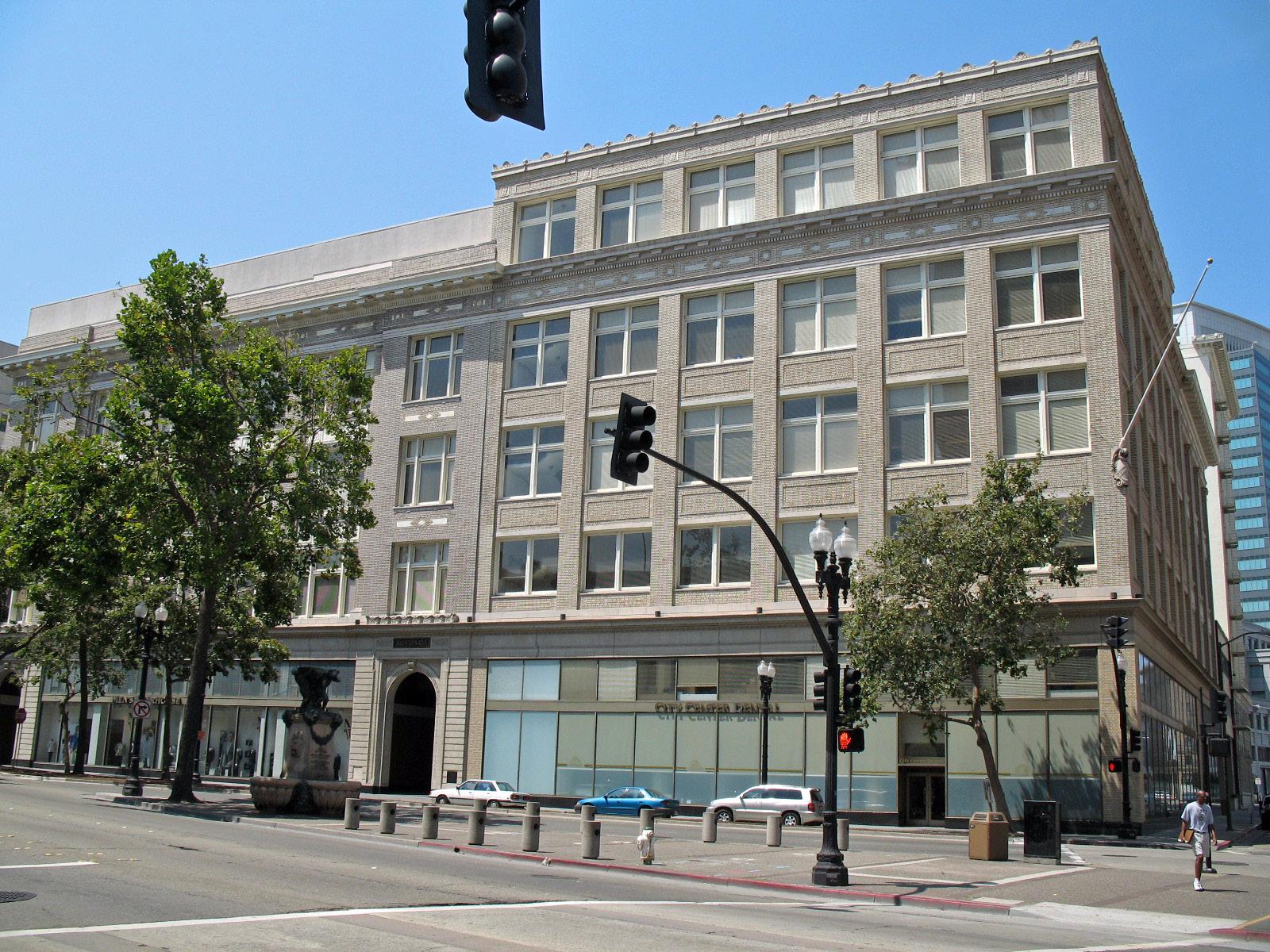 File Paramount Theatre Oakland CA JPG Wikimedia