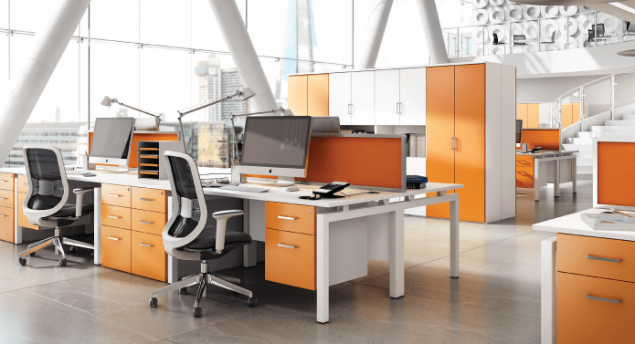 File Kit Out My Office s  HD Colour   orange  office furniture png     File Kit Out My Office s  HD Colour   orange  office furniture