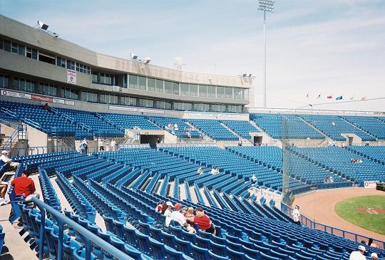 K State Football Stadium Empty