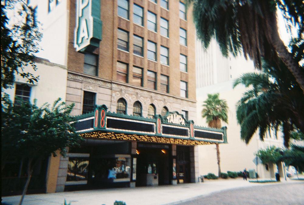 Tampa Theatre Wikipedia