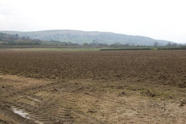 File:Arable land adjoining Gotherington Lane - geograph ...