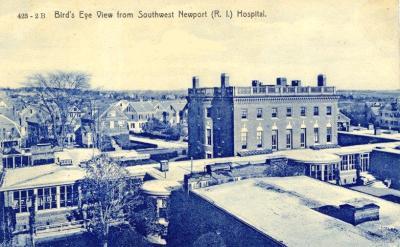Newport Hospital - Wikipedia
