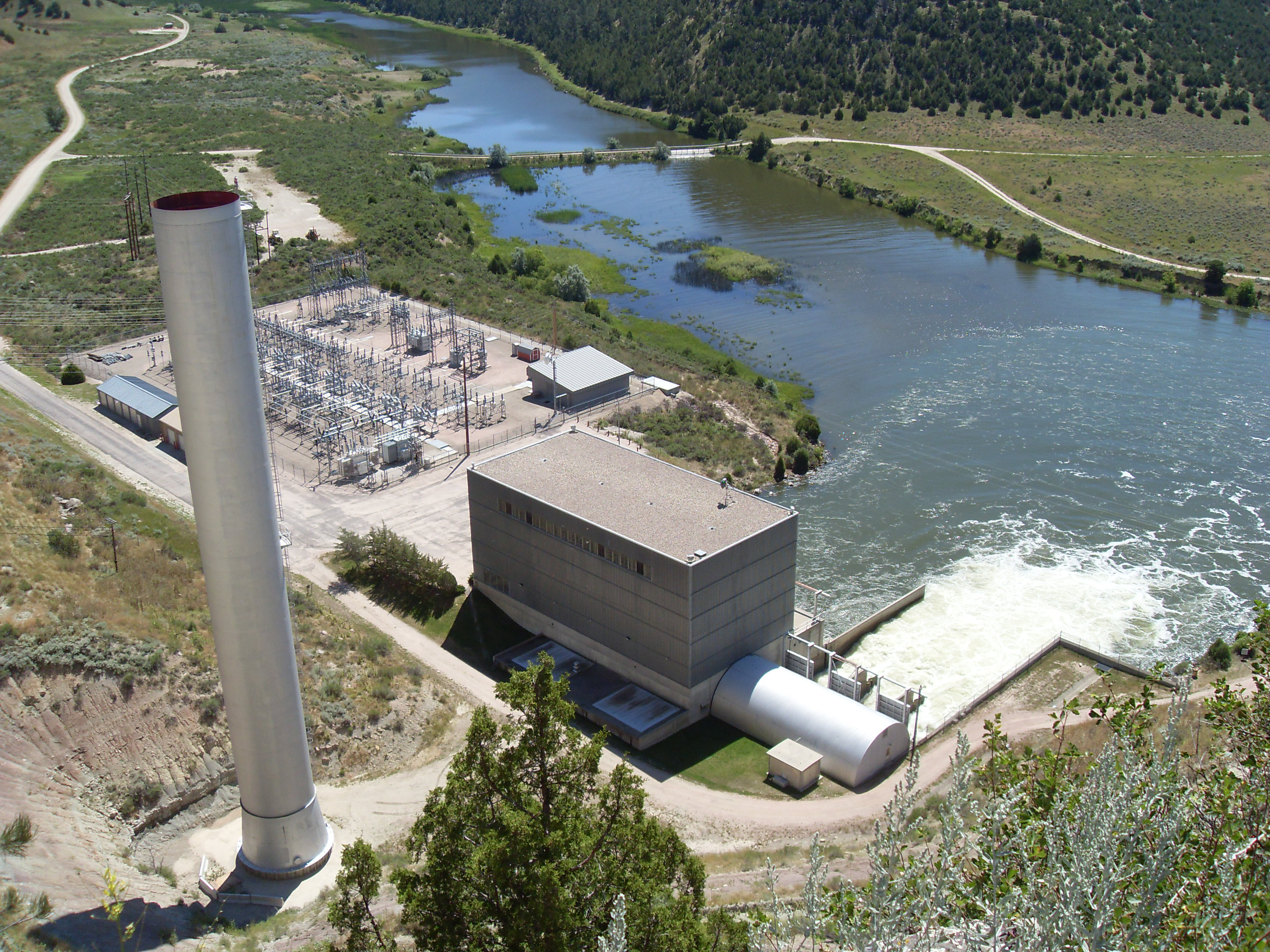 Hydroelectric power plants - what is the list of the largest hydroelectric power plants 18