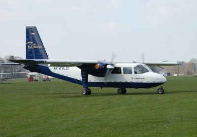 Britten-Norman BN-2 Islander - Wikiwand