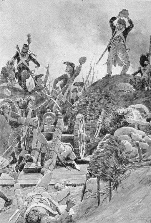 Battle Of Kehl 1796 Wikipedia
