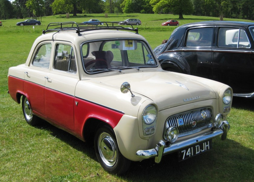 1958 ford cars » File Ford Prefect reg 1958 1172 cc JPG   Wikimedia Commons File Ford Prefect reg 1958 1172 cc JPG