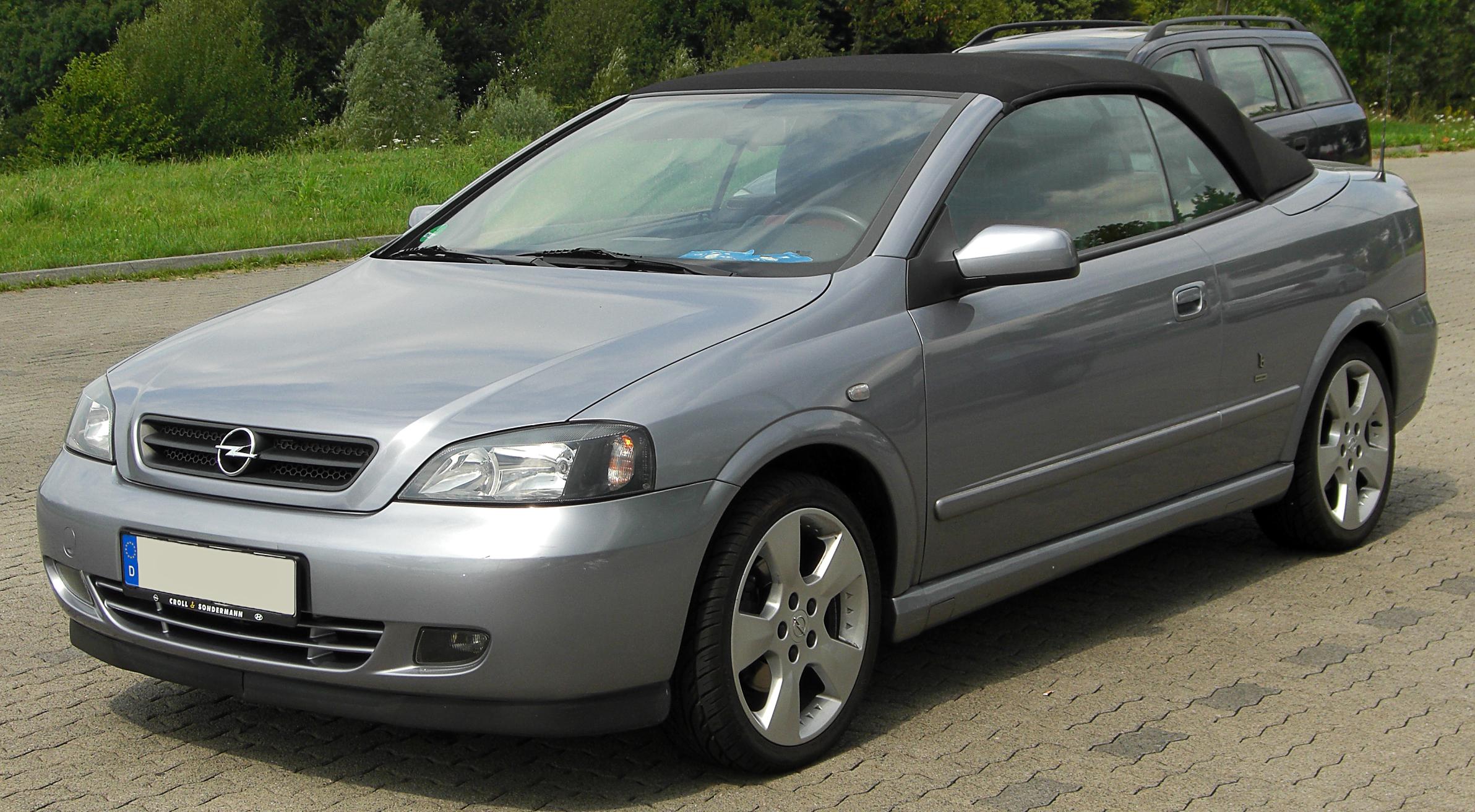 Plik:Opel Astra G Cabriolet front 20100801.jpg – Wikipedia ...
