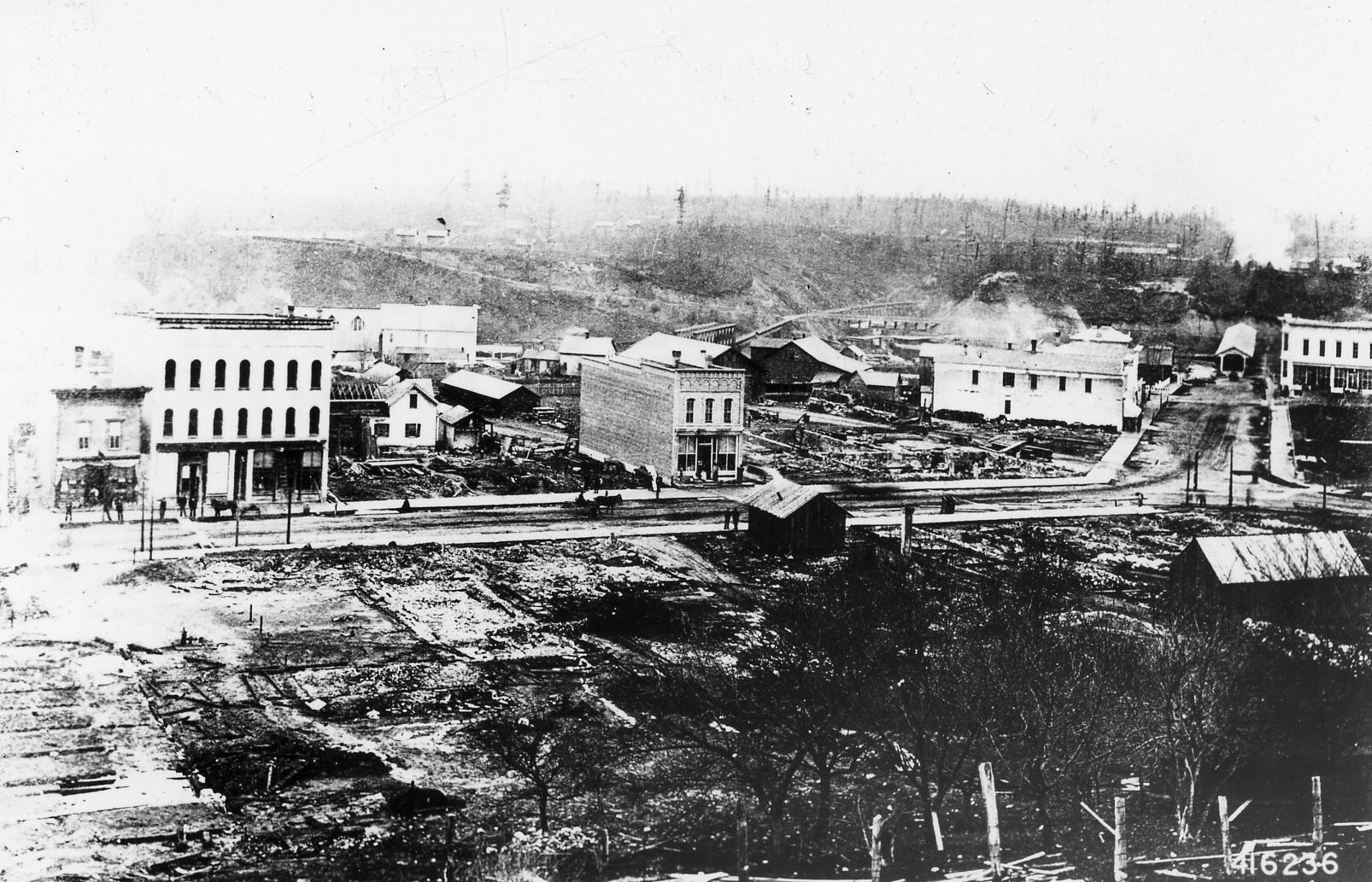 Croton Dam Mich History