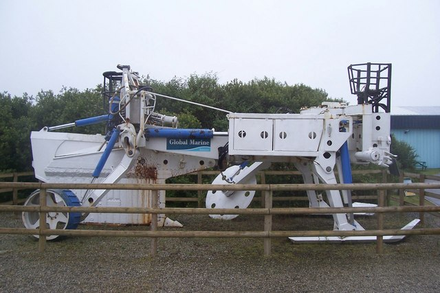 Pipe And Cable Laying Plough Wikipedia