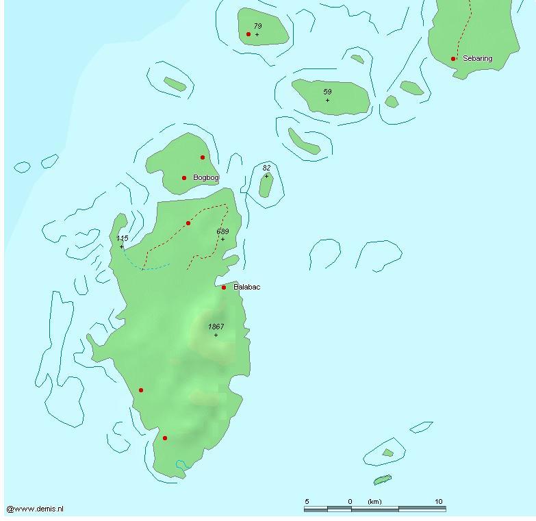 Map Region 7 Philippines