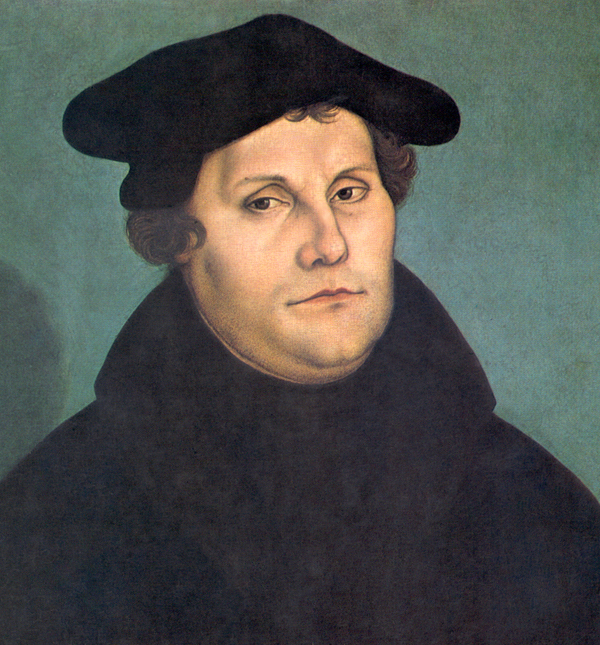 martin luther # 1