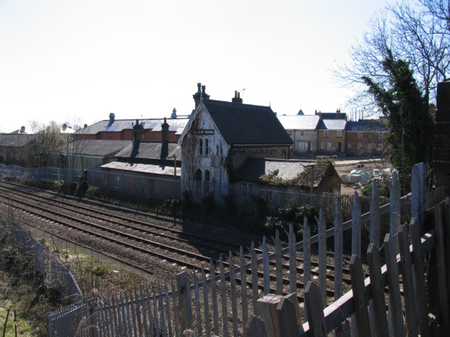 Kibworth Railway Station Wikipedia