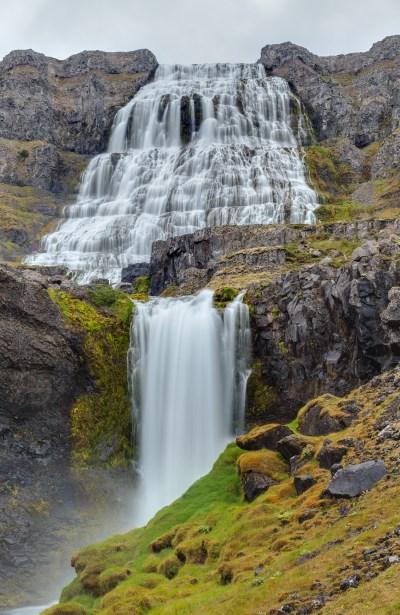 File:Cascada Dynjandi, Vestfirðir, Islandia, 2014-08-14 ...